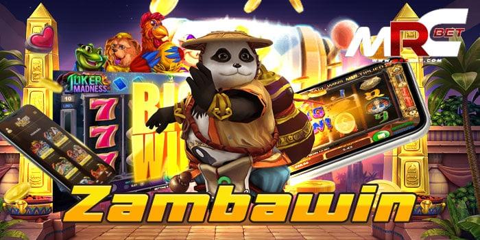 Zambawin เว็บตรง เว็บเกมสล็อต อันดับ 1